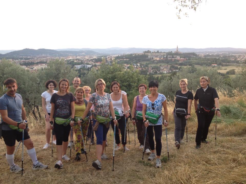 Arezzo - In Posizione 2P/B con un panorama d'eccellenza: il centro di Arezzo