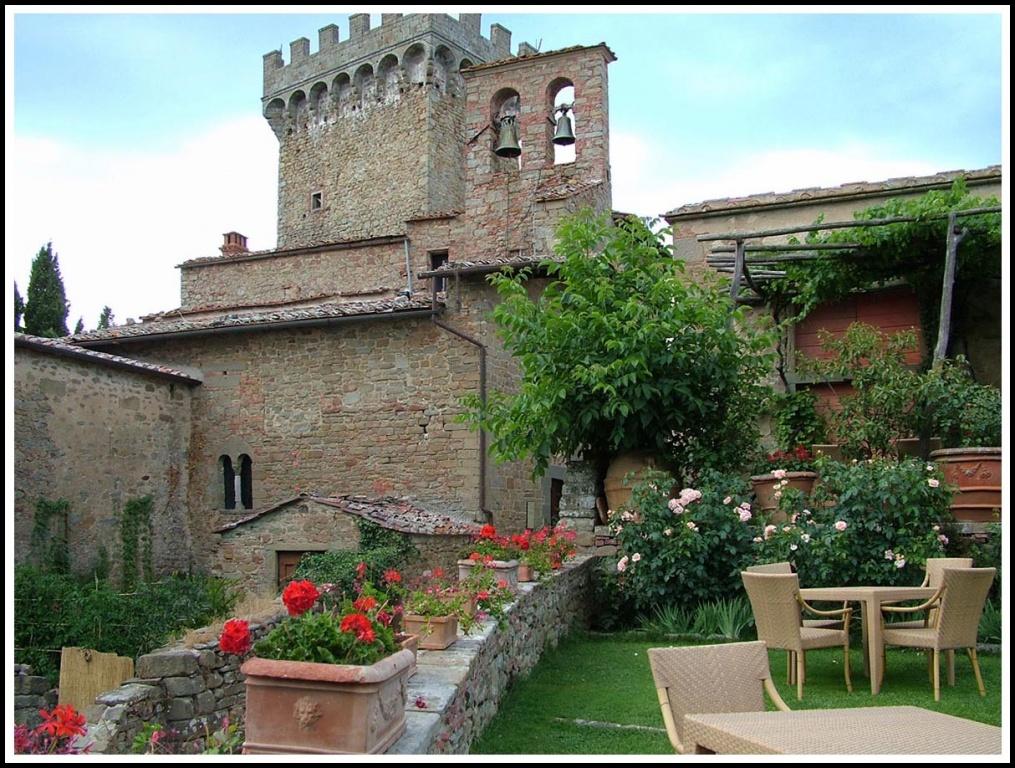 Monte San Savino (AR) - Castello di Gargonza