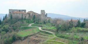 Bucine (AR) - Il Castello di Cennina