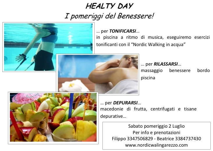 HEALTY DAY