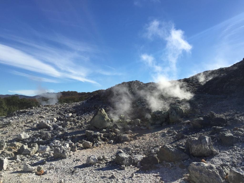La Geotermia alle Biancane
