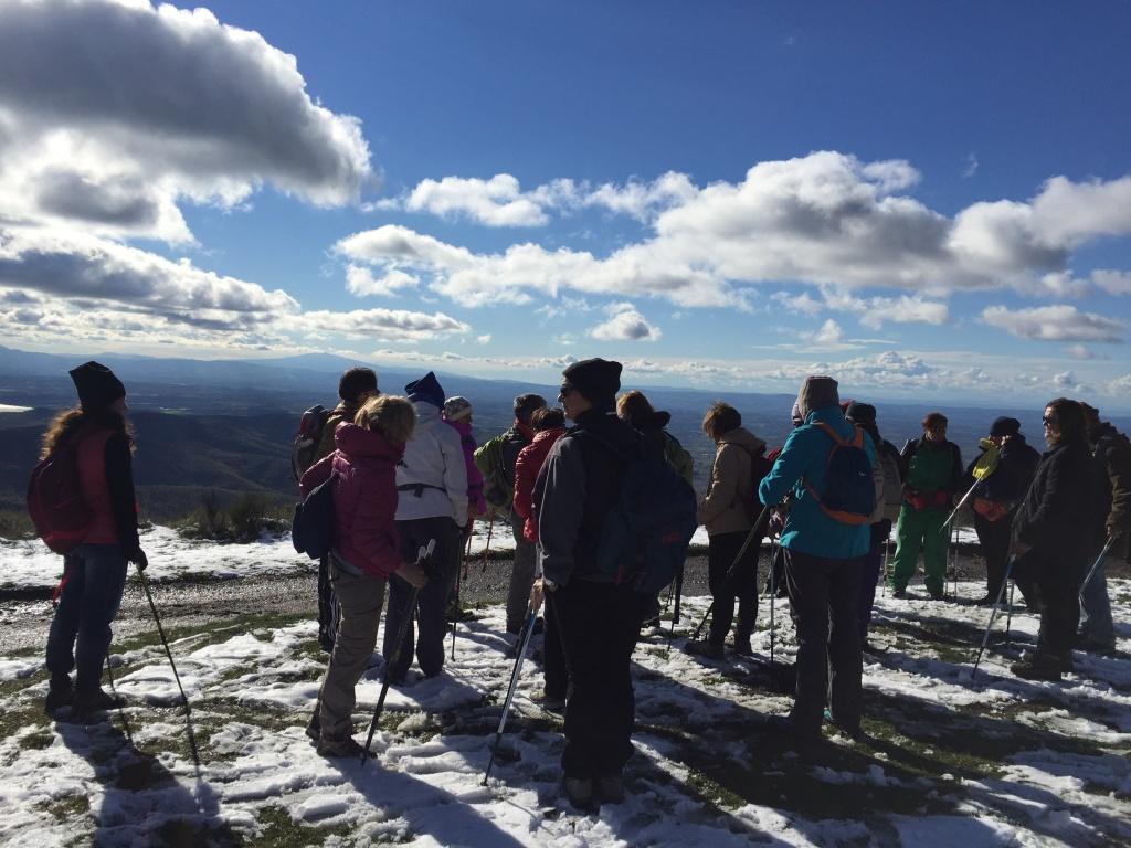 Sul Monte Ginezzo fra sole, neve e un panorama unico e spettacolare!
