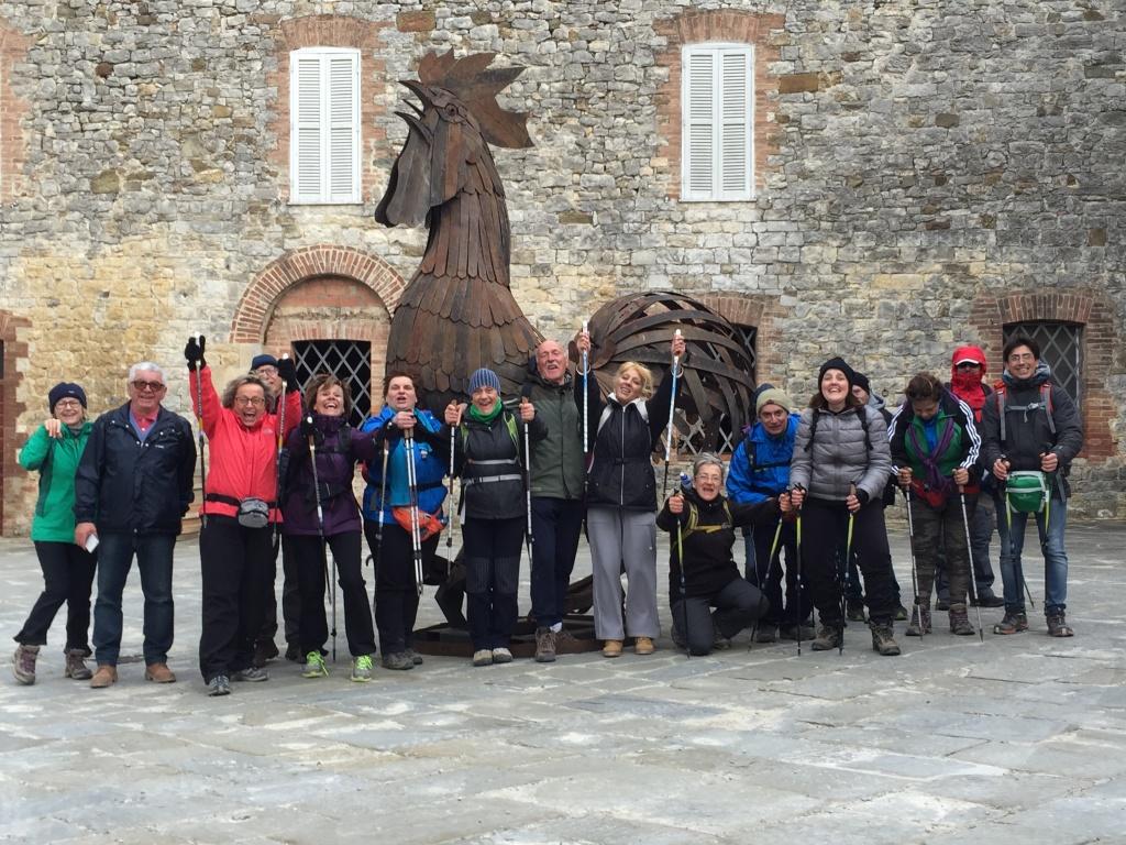 Nel cuore del Chianti: L'Abbazia di Ombrone!
