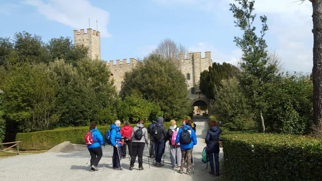Al Castello millenario di Montalto...