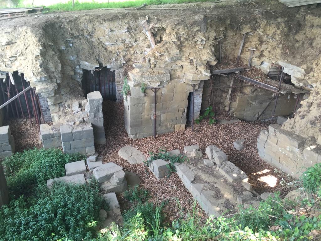 Le tombe etrusche del Melone