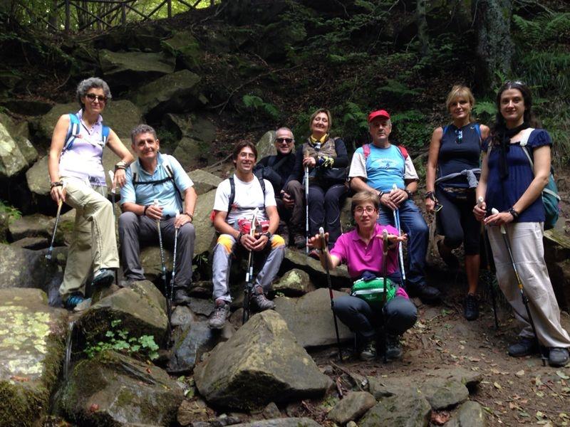 Col 2P/B sul Monte Falterona!