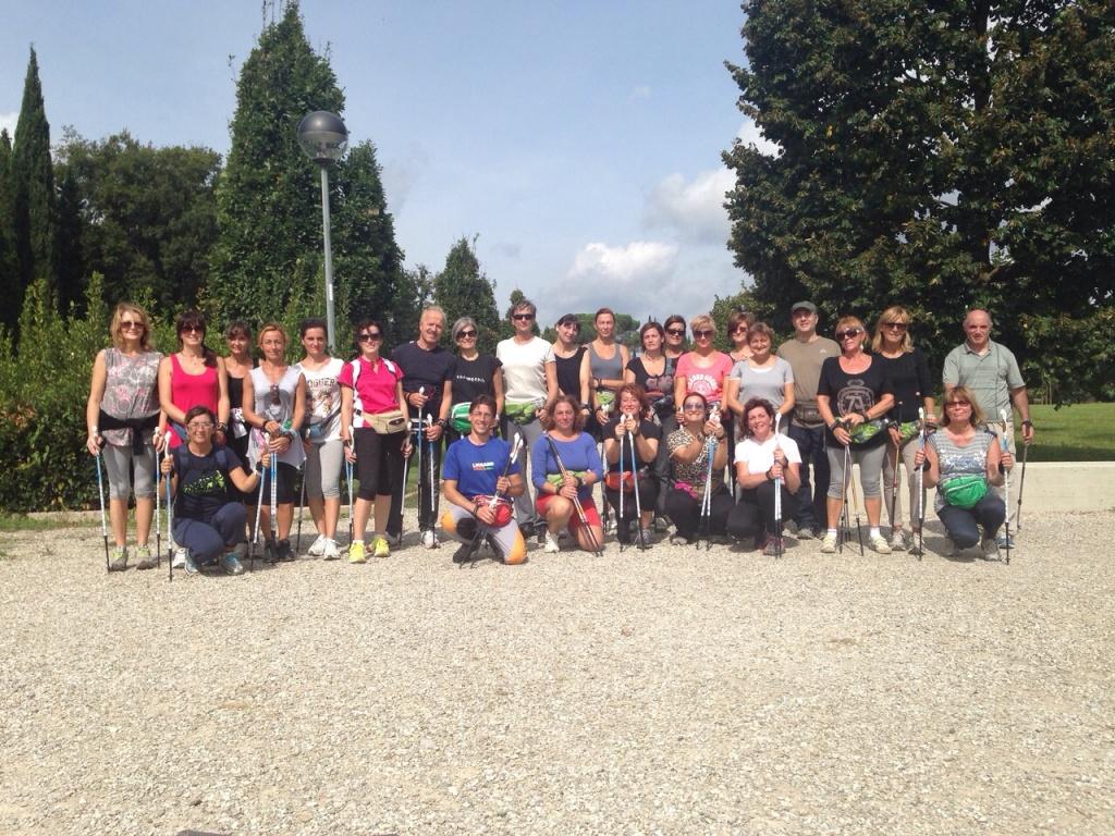 Arezzo - Lezione di 2P/B di Domenica 21 Settembre 2014