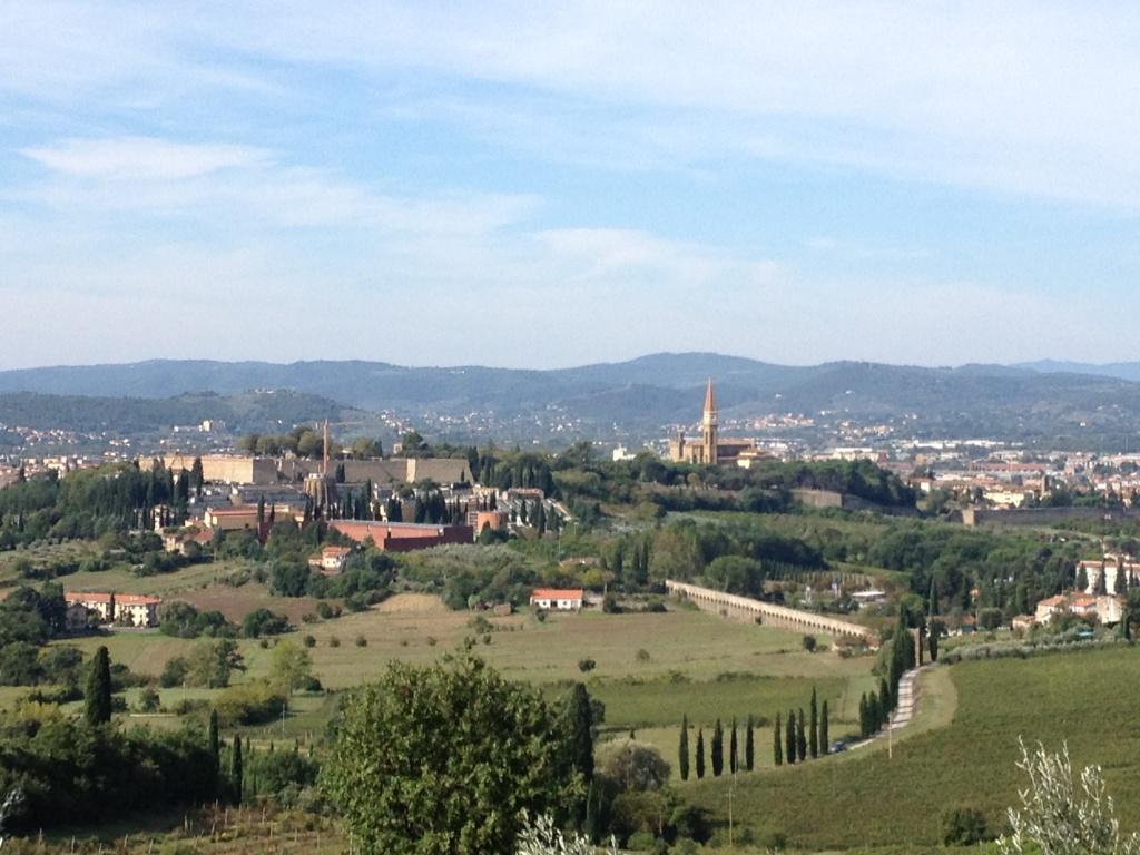 Arezzo, panorama