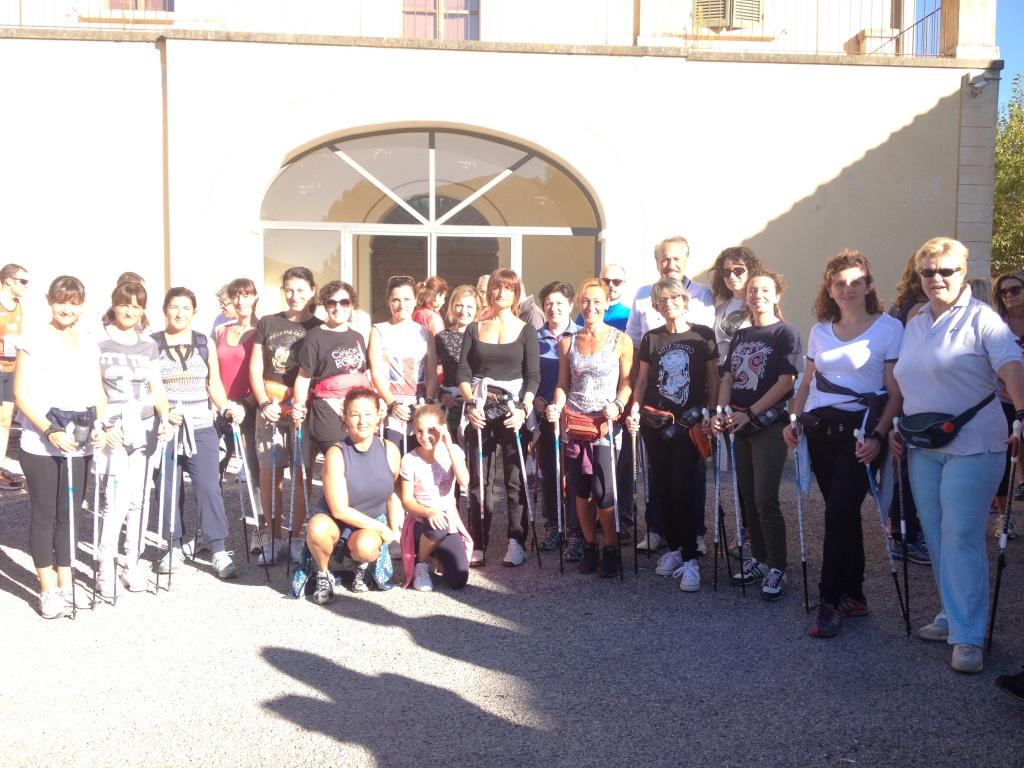 Arezzo - corsa degli Etruschi con la Podistica di Claudio Viti, 28 Settembre 2014