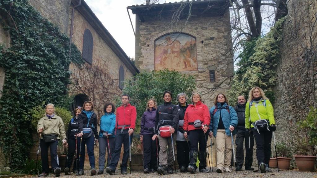 Col 2P/B al Castello di Montalto - Castelnuovo Berardenga (SI)
