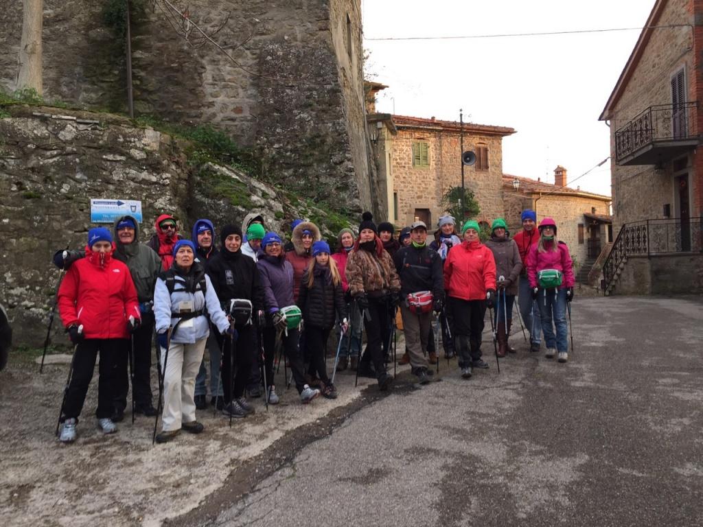 Visita ai presepi di Gello Biscardo - Castiglion Fibocchi (AR)