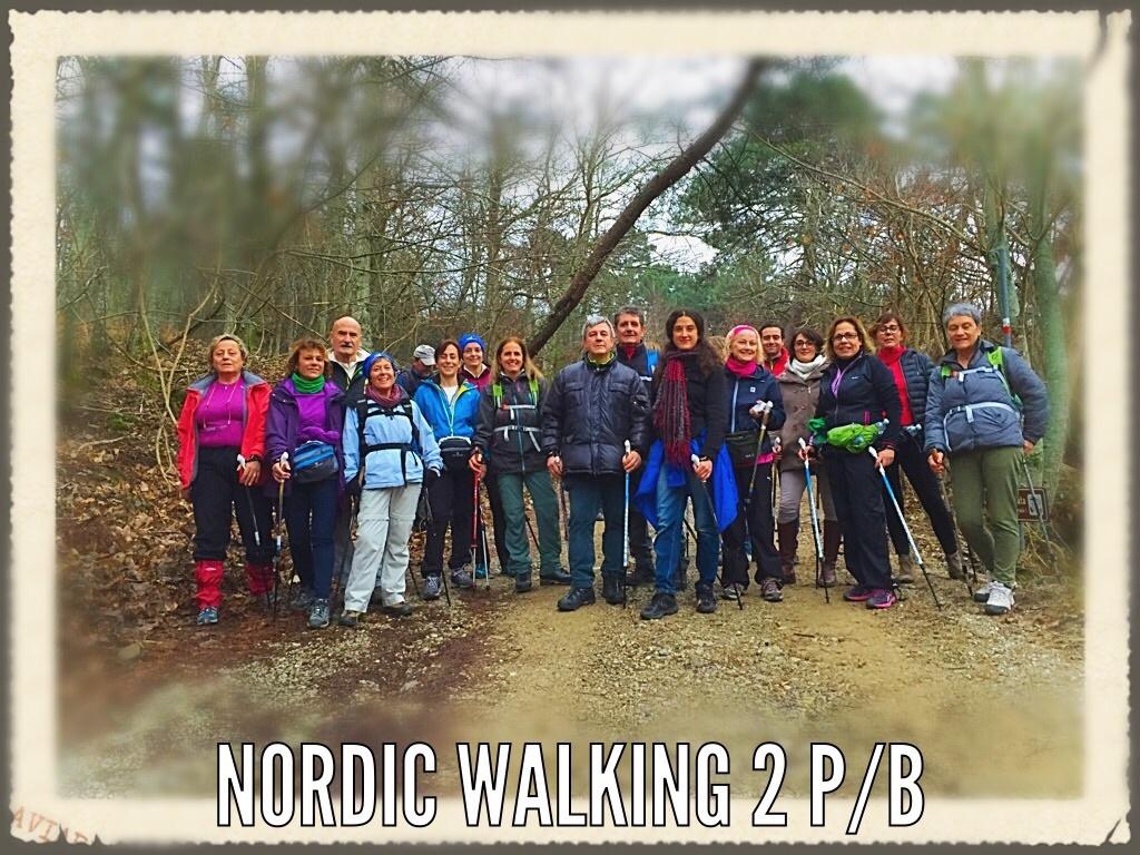 Sulle strade basolate col Nordic 2P/B!! :-)