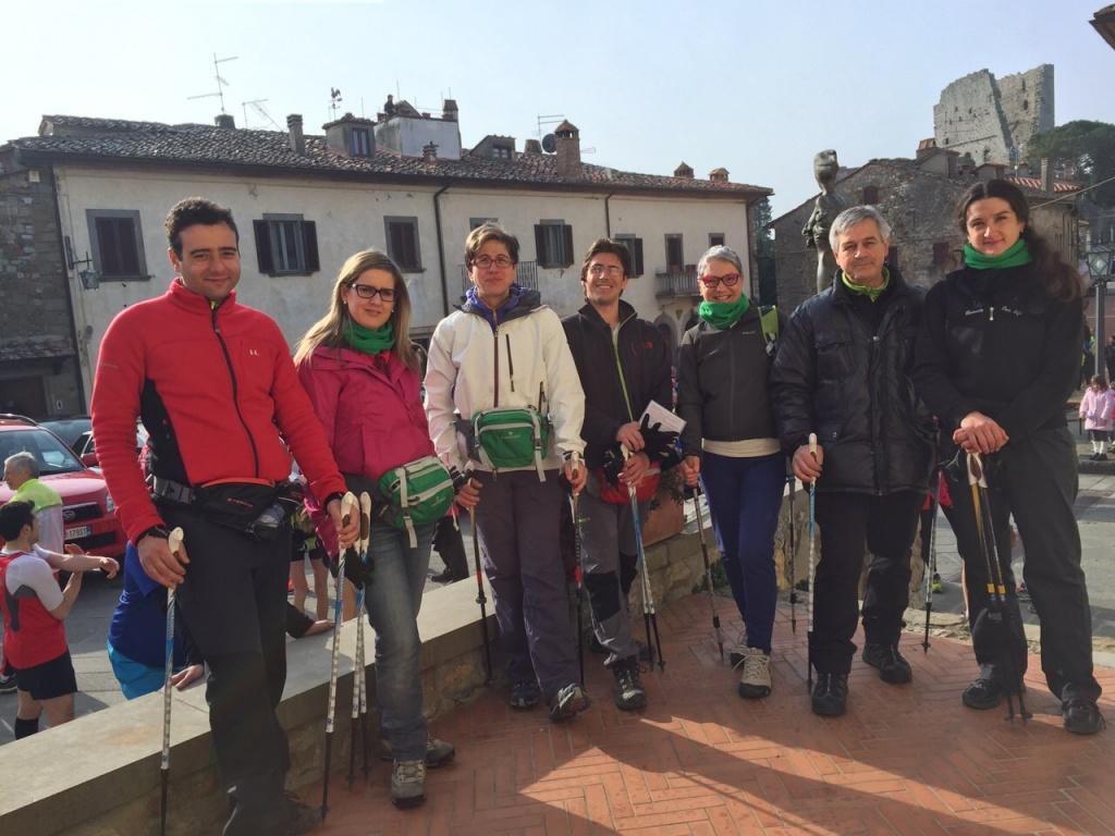 Col Nordic 2pb a Civitella in Valdichiana!