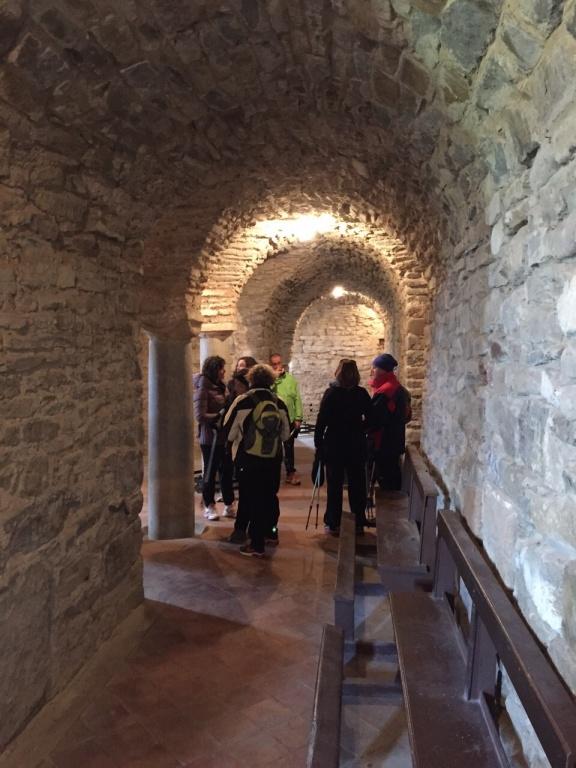 I sotterranei di Farneta (Cortona - AR)