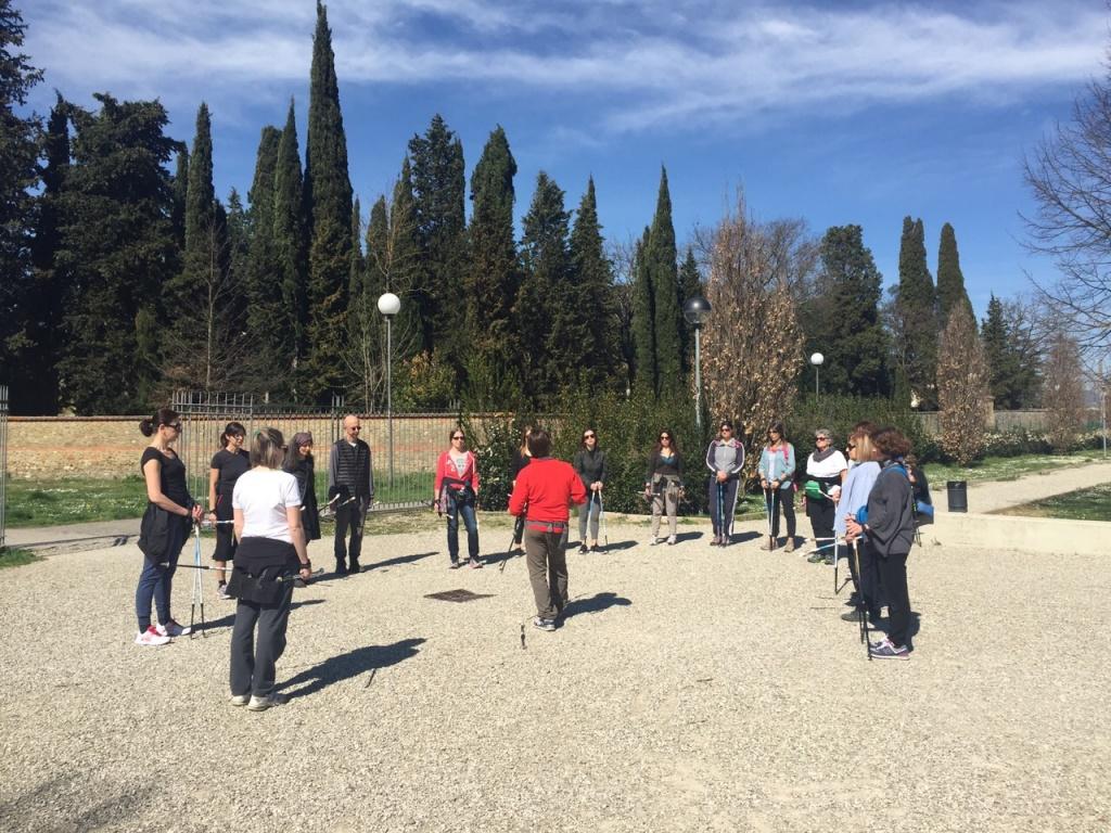 Arezzo, lezione dimostrativa di Domenica 29 Marzo... successo!! :-)