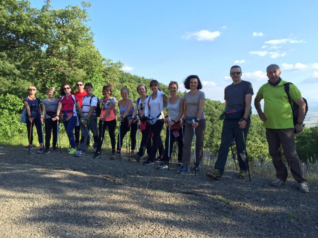 Col Nordic 2pb nel parco di Lignano