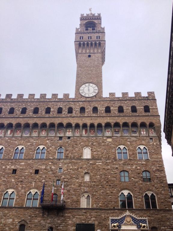 Firenze - Palazzo della Signoria