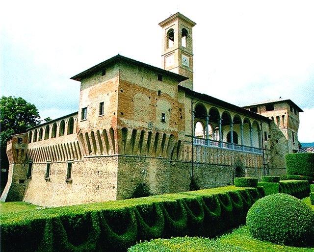 San Giustino - Il Castello de' Bufalini e la Repubblica di Cospaia