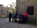 Solata (AR) - Il crinale da Montebenichi a Solata
