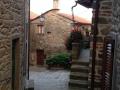 Casentino - Quota e la sua piazzetta centrale