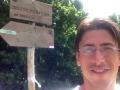 Monte Falterona - selfi ;-)