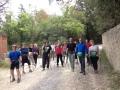 Col Nordic 2PB a Villa Severi durante una lezione del Sabato mattina... ;-)