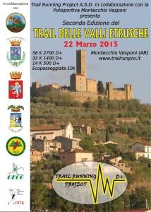 22 Marzo 2015, Montecchio - Trail delle Valli Etrusche