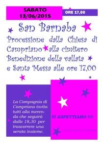 Sabato 13 Giugno - Apericena a Campriano-page-001
